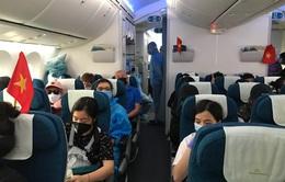 Những gì đã xảy ra trong chuyến bay đặc biệt VN1 từ Mỹ trở về?