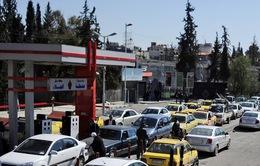 Syria quyết định giảm trợ giá nhiên liệu ô tô