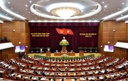 Trung ương thảo luận công tác nhân sự; phân bổ đại biểu dự Đại hội XIII