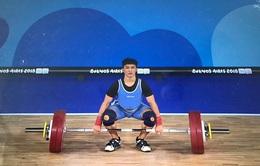 HCV Olympic trẻ 2018 Ngô Sơn Đỉnh trước thách thức nhiều gian nan