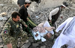 Đánh bom đẫm máu nhằm vào một đám tang ở Afghanistan