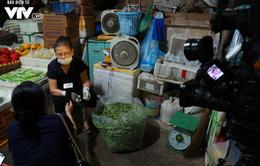 """Chợ Long Biên: Tiểu thương phải chi hàng tỷ đồng mua kiot """"ma"""" vị trí đẹp"""