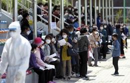 Ngày 13/5, Hàn Quốc ghi nhận hàng chục ca nhiễm COVID- 19 mới