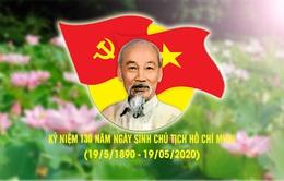 Điểm nhấn các chương trình kỷ niệm 130 năm ngày sinh Chủ tịch Hồ Chí Minh