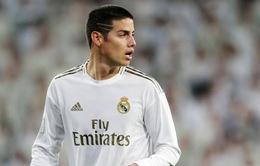 Atletico Madrid sắp đạt được thỏa thuận với James Rodriguez