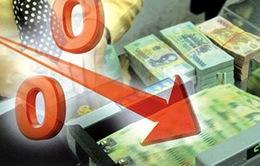Lãi suất đầu ra ngân hàng giảm từ 0,5 - 1,5%