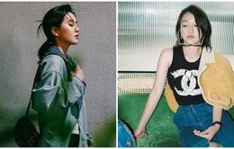 """Châu Tấn và Lưu Thi Thi cùng mặc đồ Chanel - Ai """"nét"""" hơn?"""