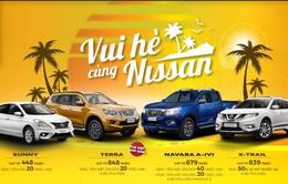 Chương trình ưu đãi dành cho khách hàng mua xe Nissan trong tháng 5/2020