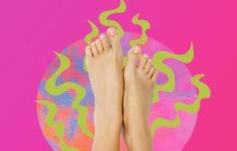 Bí kíp giúp khử mùi hôi chân vĩnh viễn