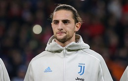 Đã rõ tương lai của Adrien Rabiot tại Juventus