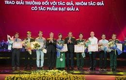 Trao Giải thưởng sáng tác, quảng bá tác phẩm chủ đề Học tập và làm theo Bác (20h, VTV1)