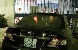 Trưởng Ban Nội chính tỉnh Thái Bình bị đình chỉ công tác sau vụ lái xe gây tai nạn chết người
