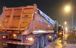 """Vụ """"xe vua"""" chở quá tải ở Đồng Nai: Xử phạt gần 550 triệu đồng các đối tượng liên quan"""