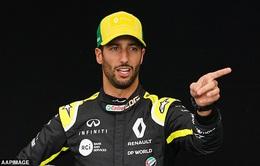 Chia tay Renault, Daniel Ricciardo gia nhập McLaren