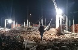 Khởi tố vụ sập công trình xây dựng làm 10 người tử vong ở Đồng Nai