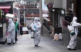 Hàn Quốc phát hiện trường hợp khai báo gian dối khiến lây lan COVID-19