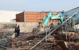 Vụ sập công trình ở Đồng Nai: Tạm giữ 3 người để phục vụ công tác điều tra