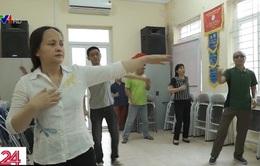 Người khiếm thị được tham gia lớp học nhảy đặc biệt