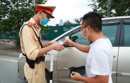 [INFOGRAPHIC] Tổng kiểm soát phương tiện: Người dân cần mang bên mình các loại giấy tờ gì?