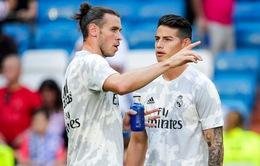 Chuyển nhượng bóng đá quốc tế ngày 15/5: Real Madrid có thể mất trắng Gareth Bale và James Rodriguez