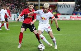 Leipzig vs Freiburg: Còn nguyên giấc mơ vô địch (20h30 ngày 16/5)