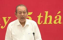 Kiểm tra công tác cải cách hành chính tại Khánh Hòa