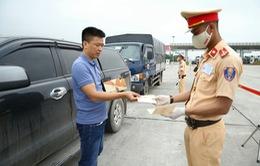 Thiếu giấy tờ xe khi tham gia giao thông bị xử phạt bao nhiêu tiền?