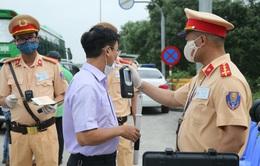 Phát hiện 604 trường hợp vi phạm nồng độ cồn trong ngày đầu ra quân