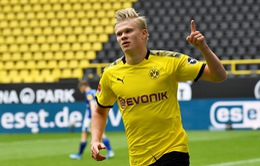 KẾT QUẢ Bóng đá Đức – Vòng 26 Bundesliga: Dortmund 4–0 Schalke 04, RB Leipzig 1–1 Freiburg, Augsburg 1-2 Wolfsburg, Hoffenheim 0-3 Hertha Berlin