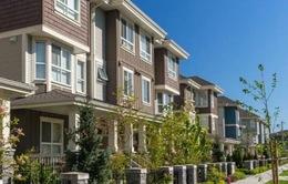 Doanh số bán nhà tại Canada xuống mức thấp nhất kể từ năm 1984