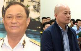 """Nguyên Thứ trưởng Bộ Quốc phòng Nguyễn Văn Hiến và """"Út trọc"""" Đinh Ngọc Hệ sắp ra tòa"""