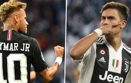 """Chuyển nhượng bóng đá quốc tế ngày 17/5: Juventus dùng """"Tiểu Messi"""" để đổi lấy Neymar"""