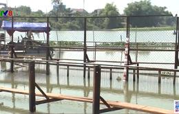 Đà Nẵng nước nhiễm mặn nghiêm trọng