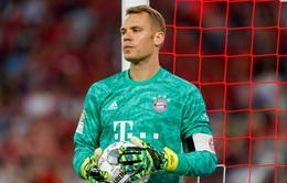 Neuer lên tiếng khiến fan Bayern lo lắng