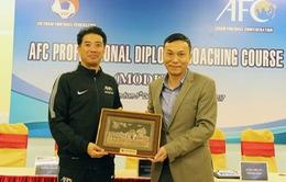 Lộ diện tân Giám đốc kỹ thuật của bóng đá Việt Nam