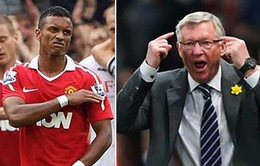 Luis Nani kể lại kỷ niệm nhớ đời khi làm tài xế cho Sir Alex Ferguson