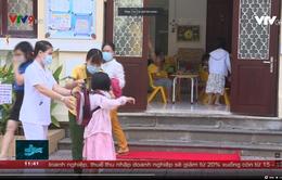 TP.HCM: các trường mầm non đảm bảo an toàn cho trẻ trở lại lớp