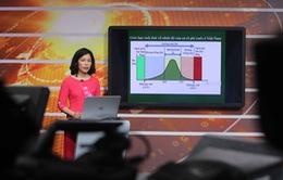 Học sinh đi học trở lại, Hà Nội vẫn duy trì dạy học trên truyền hình