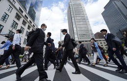 Nhật Bản rơi vào suy thoái