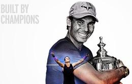 Rafael Nadal nhận phần thưởng đặc biệt cao quý