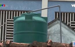 Nghệ An: Hàng nghìn hộ dân mỏi mòn trông chờ nước sạch
