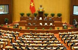 Kỳ họp thứ 9, Quốc hội khóa XIV được chia làm 2 đợt, thông qua 10 dự luật