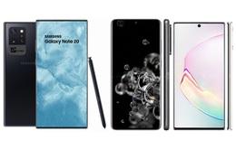 """Chuyện khó tin: Pin Galaxy Note 20+ không """"trâu"""" bằng S20 Ultra"""
