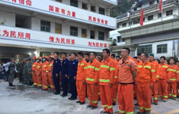 15 người bị thương vong sau trận động đất mạnh tại Vân Nam, Trung Quốc