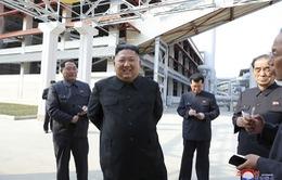 Nhà lãnh đạo Triều Tiên Kim Jong-un lần đầu tiên xuất hiện trước công chúng kể từ ngày 11/4