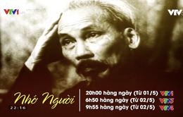 Nhớ Người - Những ấn tượng sâu sắc về Chủ tịch Hồ Chí Minh