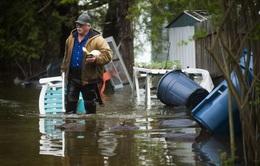Vỡ đập tại bang Michigan, người dân phải sơ tán khẩn cấp