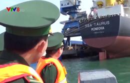 Quảng Ngãi tăng cường phòng chống dịch COVID-19 tại các cảng biển