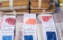 """Điểm """"nóng"""" ma túy Đông Nam Á: Tội phạm sử dụng máy bay không người lái để đối phó"""
