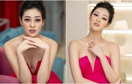 Hoa hậu Khánh Vân bất ngờ xuất hiện rạng rỡ tại Hà Nội